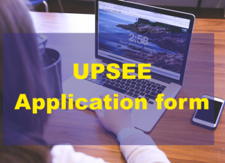 upsee application form 2019