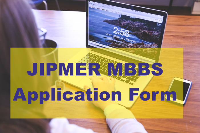 jipmer application form