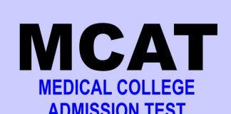 mcat 2019